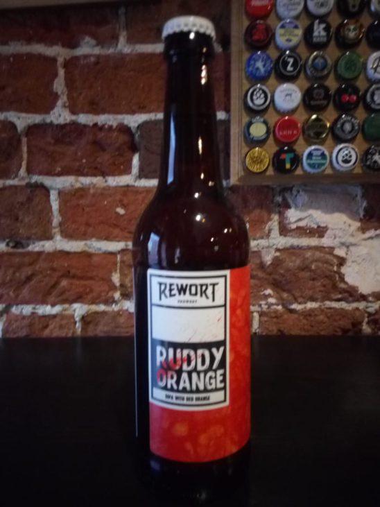Ruddy Orange (Rewort Brewery)