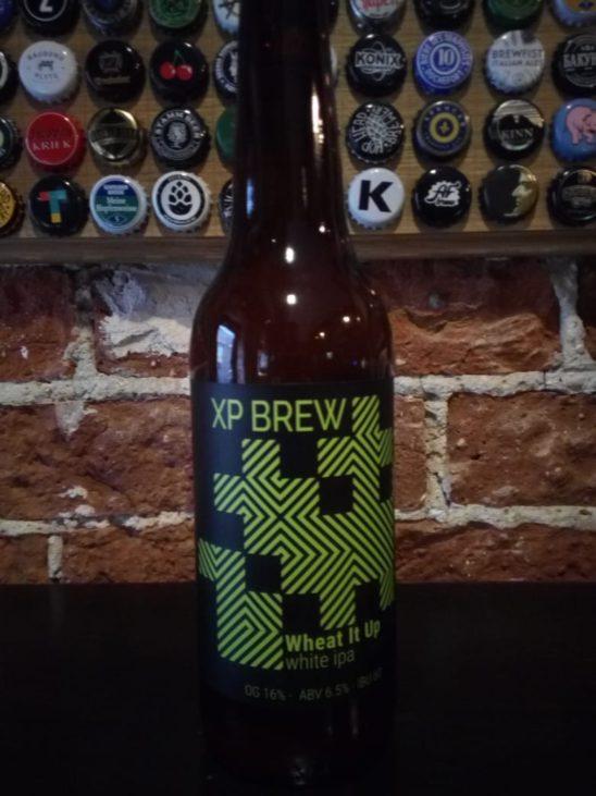 Wheat It Up (XP Brew)