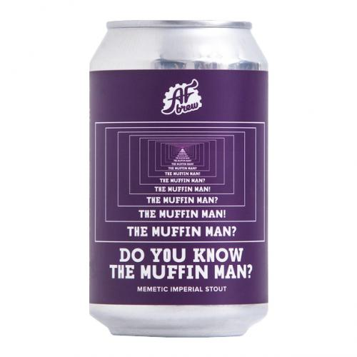 Do You Know the Muffin Man? ( AF Brew)