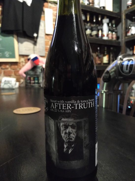 AFTER-TRUTH (Big Village Brewery)