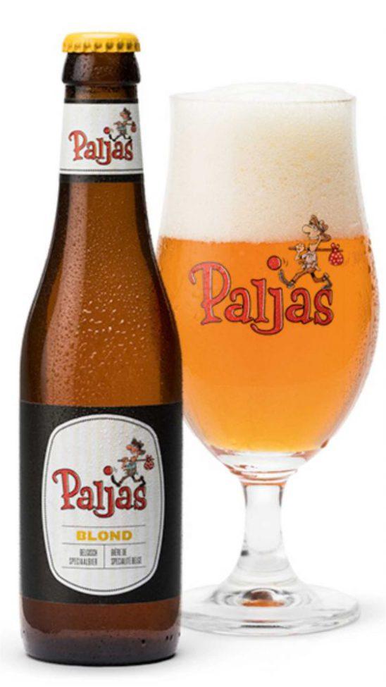Paljas blond (Brouwerij Henricus)