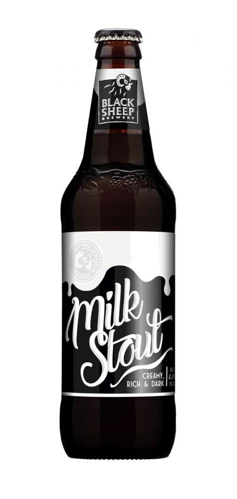 MILK STOUT (Black sheep)