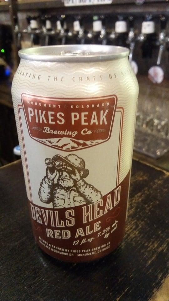 Devil's Head Red (Pikes Peak Brewing Co.)