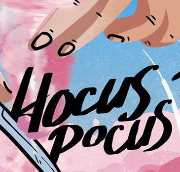 Hocus Pocus (Red Button Brewery)