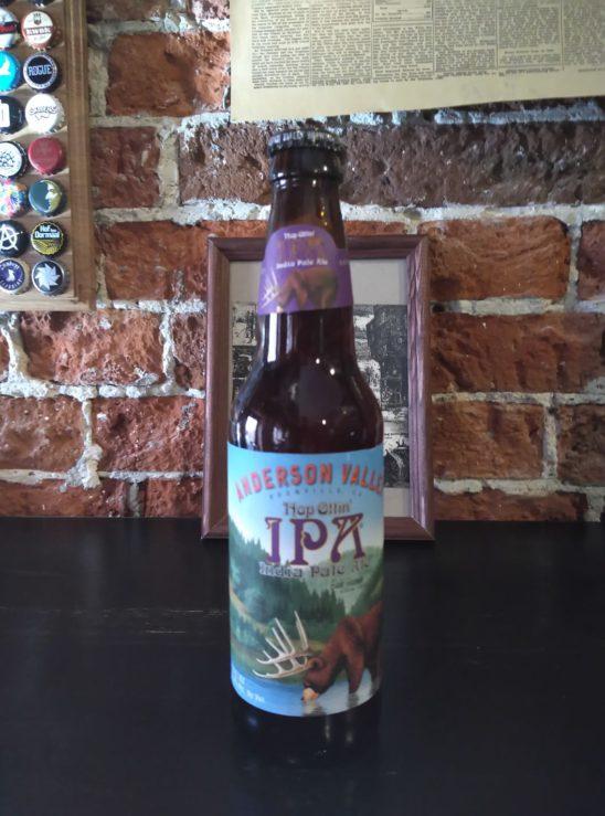 Hop Ottin' IPA (Anderson Valley)