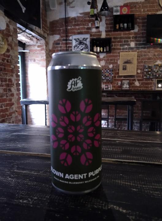 Blown Agent Purple (AF Brew)