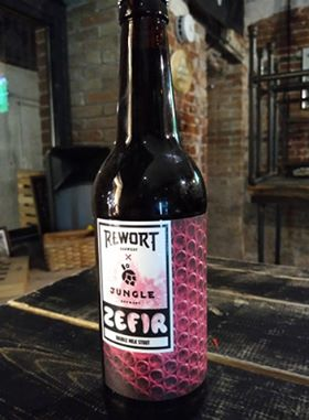 Zefir (Rewort Brewery Collaboration with Jungle Brewery)