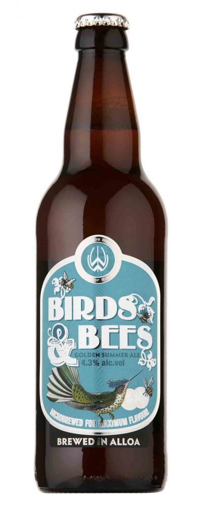 BIRDS & BEES (Williams Bros. Brewing Co.)