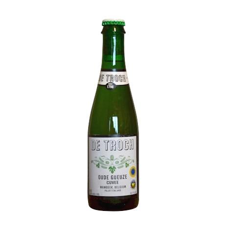 CHAPEAU CUVEE OUDE GUEUZE LAMBIC ( Brouwerij De Troch)