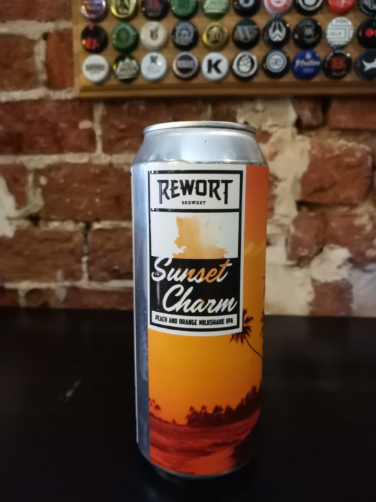 Sunset Charm (Rewort)