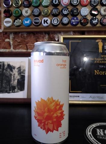 Hot Orange V 2.0 (Zavod)