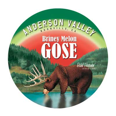 Watermelon Gose (Anderson Valley Brewing Company)