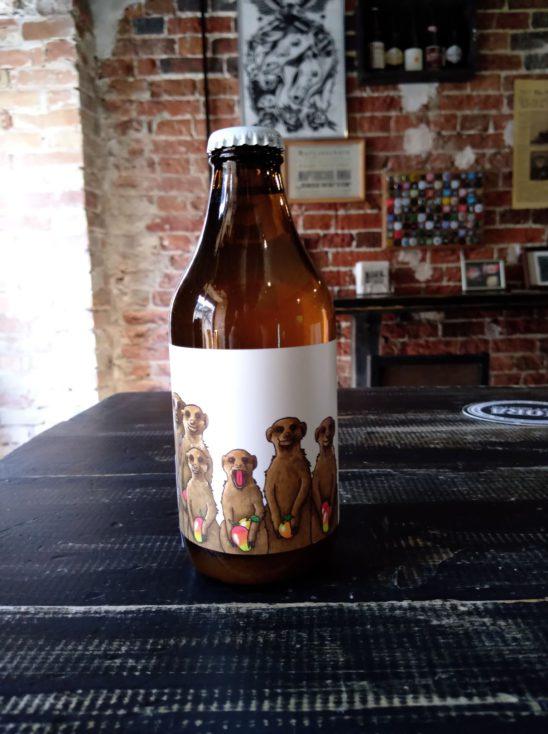 Meerkat Madness (Brewski & Finback Brewery)