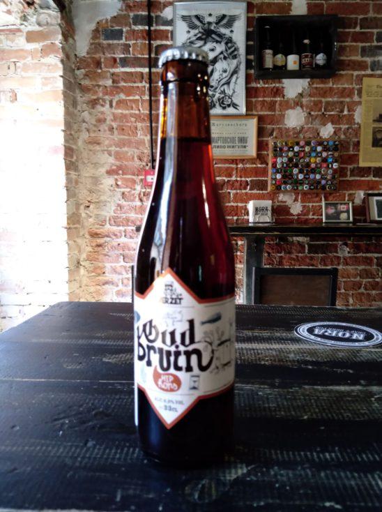 Oud Bruin (Brouwerij 't Verzet)