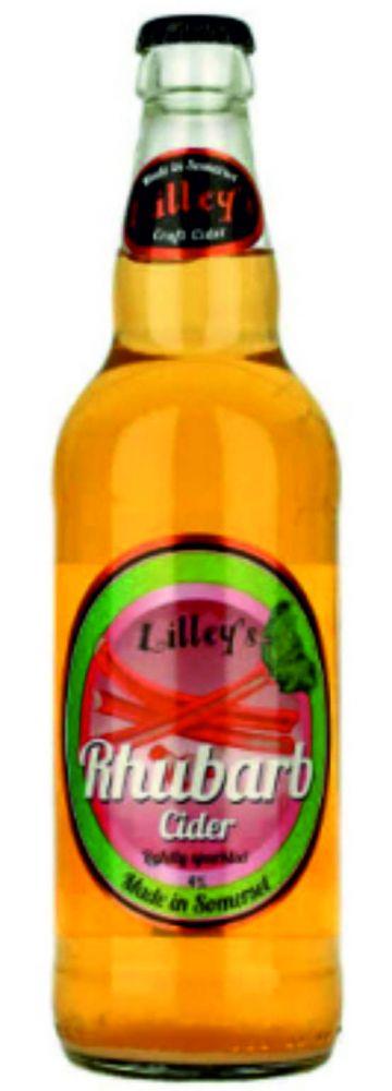 RHUBARB LILLEY'S