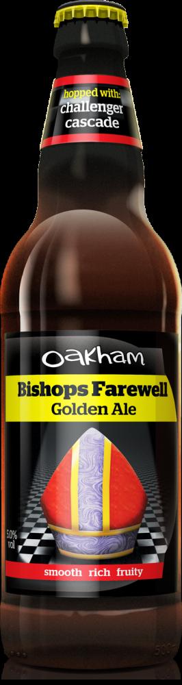 BISHOPS FAREWELL GOLDEN ALE (Oakham)