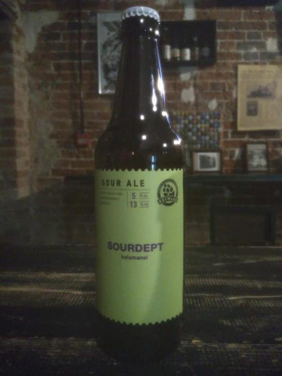 Sourdept Kalamansi(Brewlok Craft & Classic Brewery)