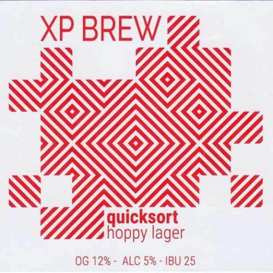 Quicksort (XP Brew)
