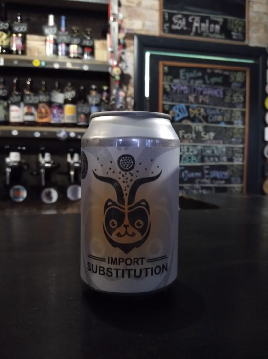 Import Substitution (Selfmade Brewery)
