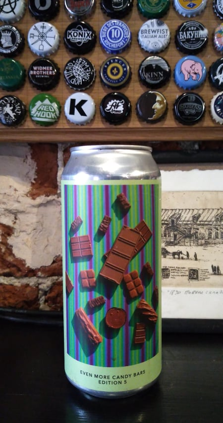 Even More Candy Bars Edition 5 (Evil Twin Brewing NYC)