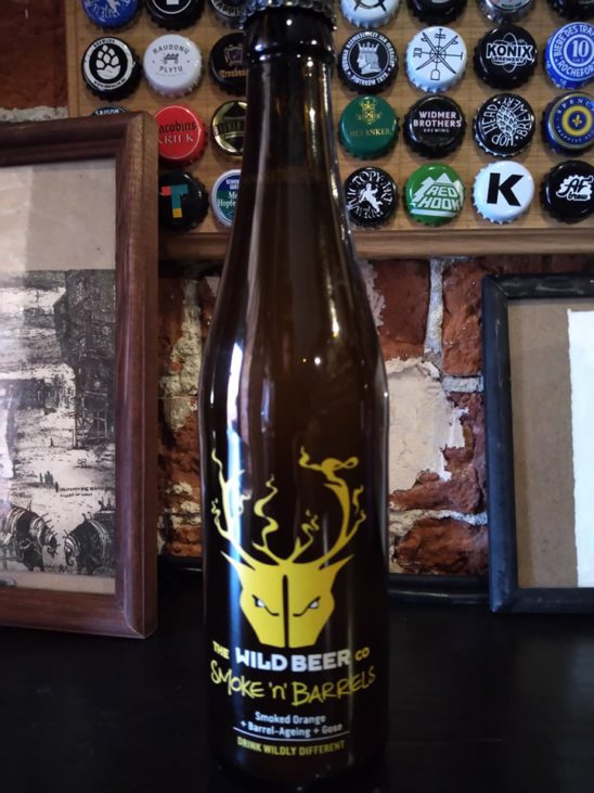 Smoke 'n' Barrels – Summer (The Wild Beer Co)