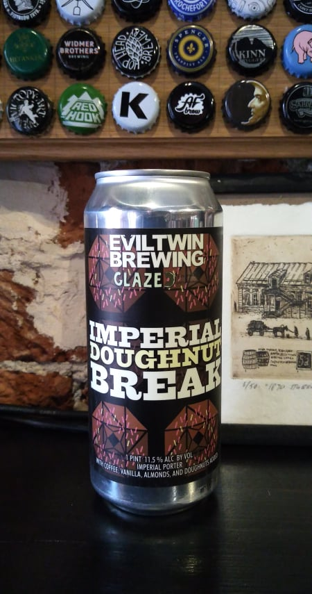 Imperial Doughnut Break (Evil Twin Brewing)