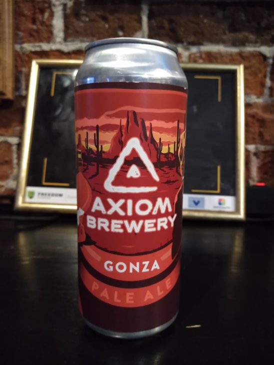 Gonza (Axiom Brewery)