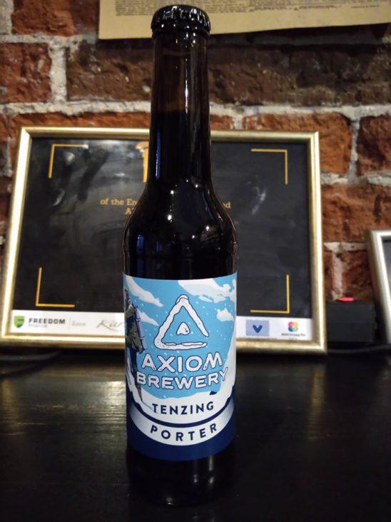 Tenzing (Axiom Brewery)