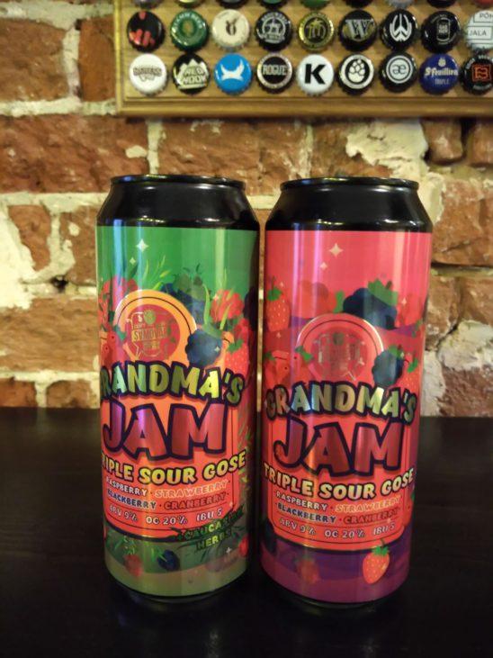 Grandma's Jam (Samovar Brew)