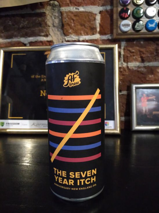 The Seven Year Itch (AF Brew)