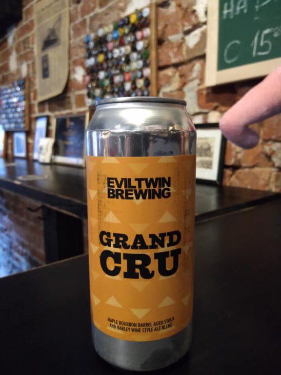 Grand Cru (Evil Twin Brewing)