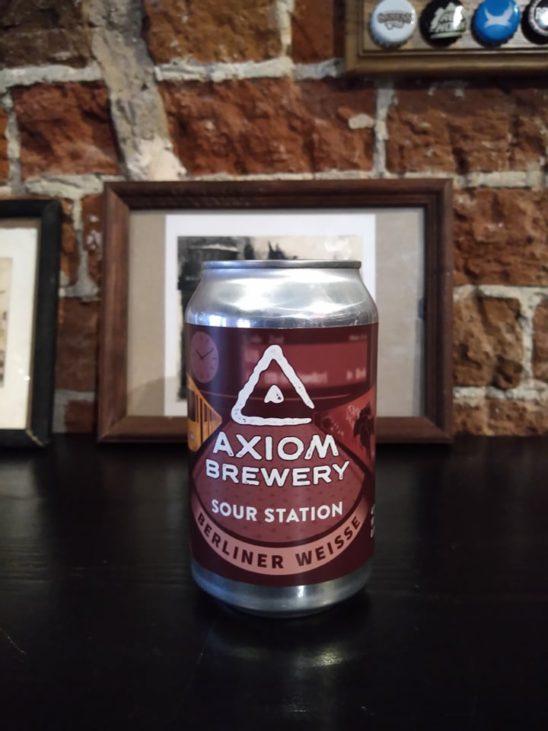 Sour Station (Axiom)
