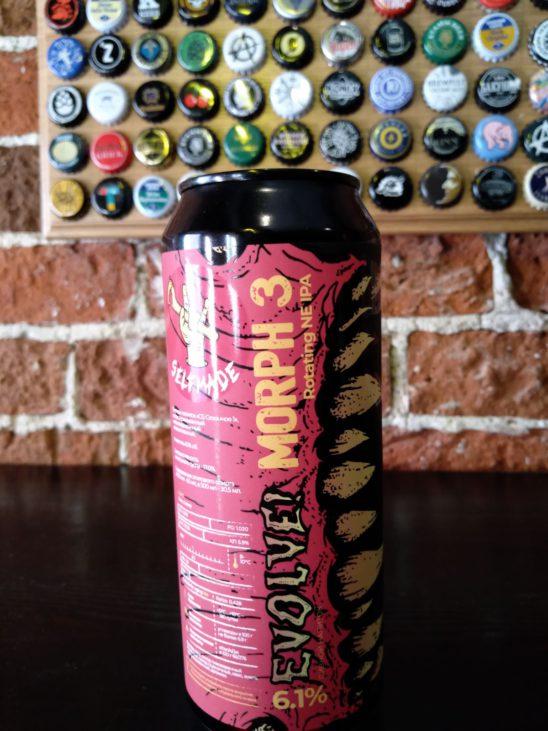 Evolve! Morph 3 (Selfmade Brewery)