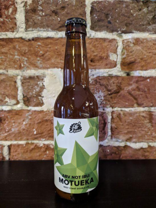 ABV Not IBU: Motueka (AF Brew)