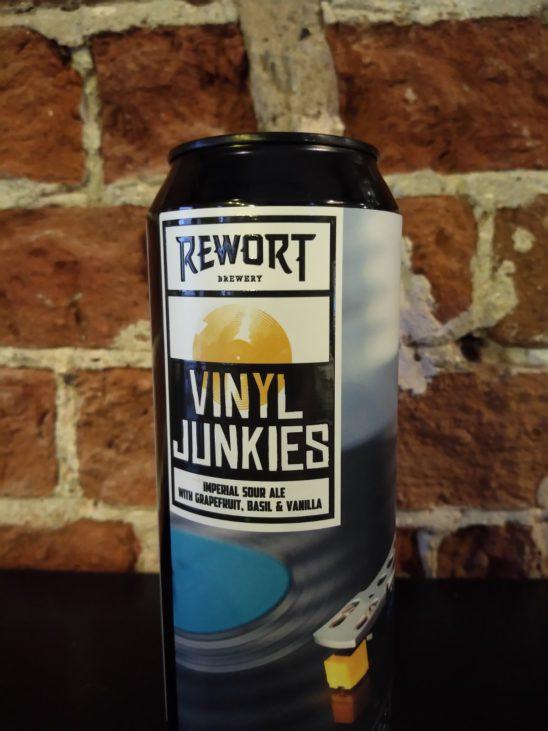 Vinyl Junkies (Rewort)