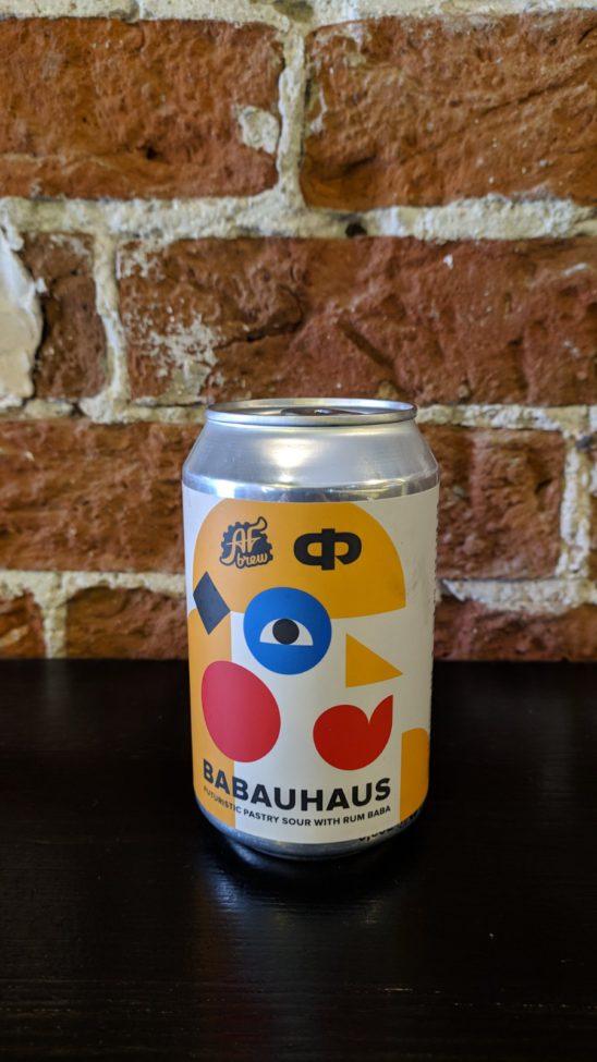 Babauhaus w/ Futura Bistro  (AF Brew)