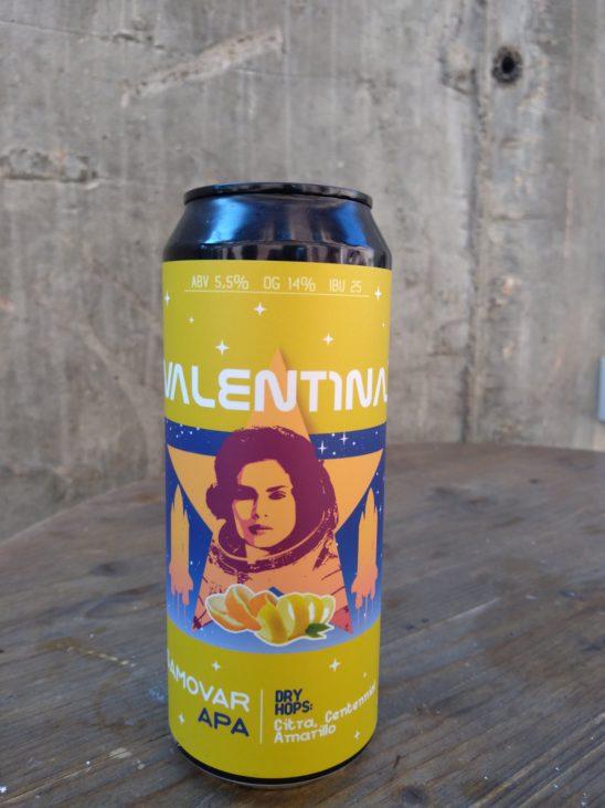 Valentina (Samovar brew)
