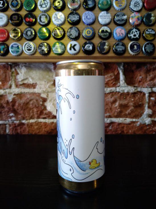Duck Diving (Brewski & Commonwealth Brewing Company)