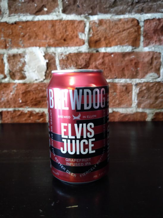 Elvis Juice (BrewDog)