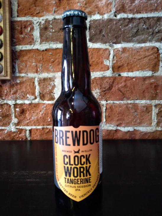 Clockwork Tangerine (Brewdog)