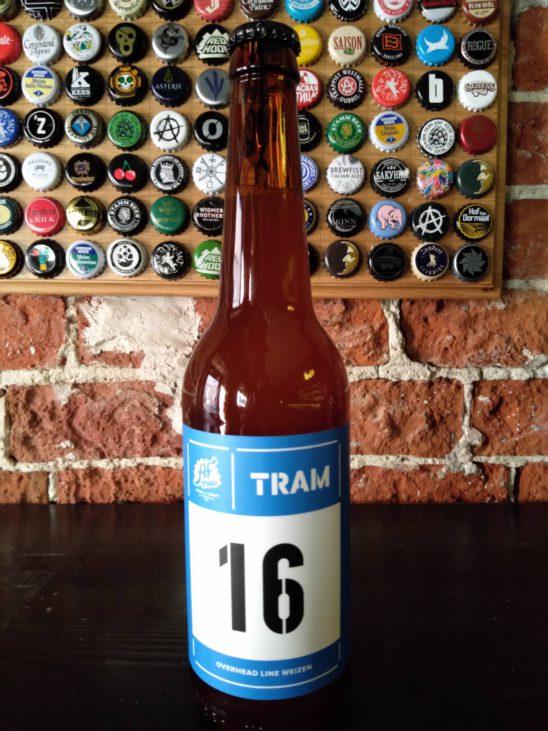 Tram 16 (AF Brew)