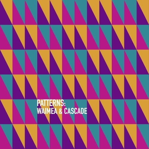Patterns: Waimea & Cascade (NoName Brew)