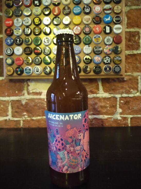 Juicenator (Plan B Brewery)
