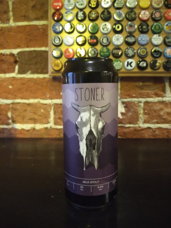 Stoner (Zagovor Brewery)