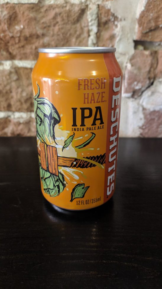 Fresh Haze IPA (Deschutes Brewery)