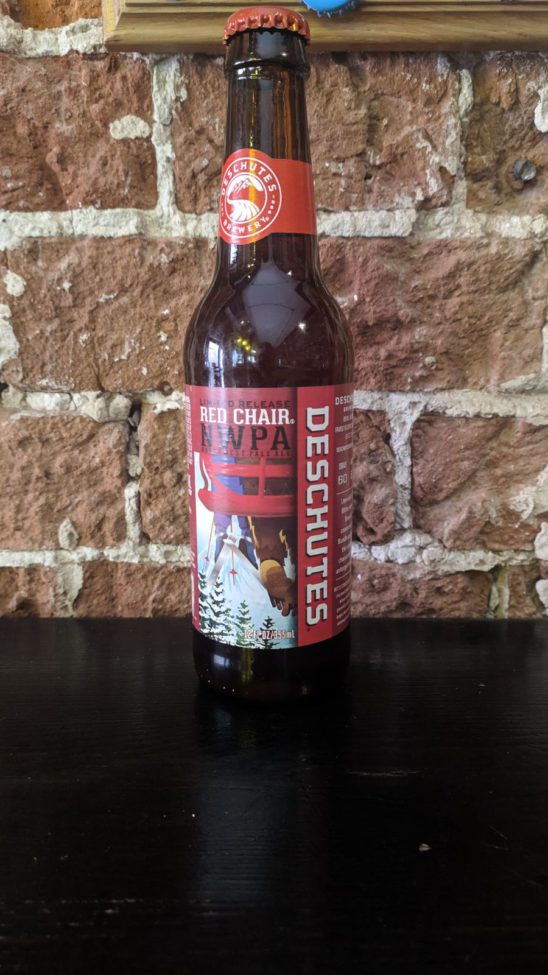 Red Chair NWPA (Deschutes Brewery)