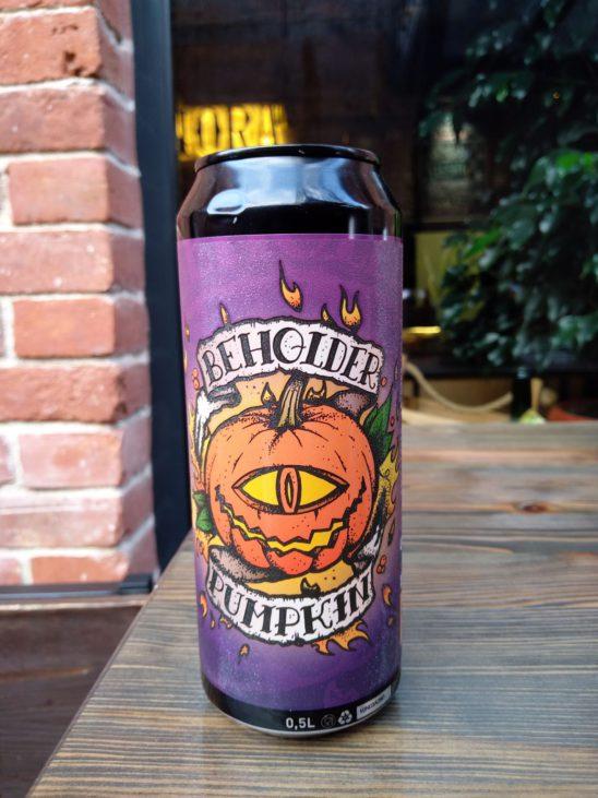 Beholder Pumpkin (Selfmade brewery)