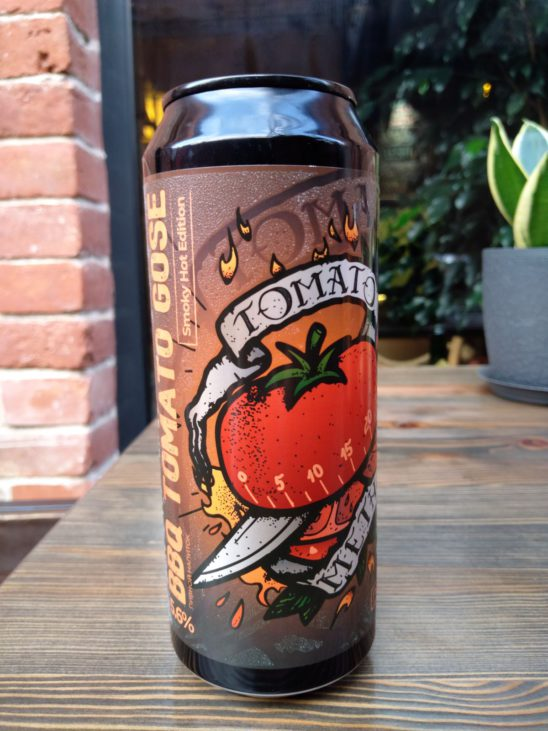Tomato Method (Smoky Hot Edition) (Selfmade Brewery)