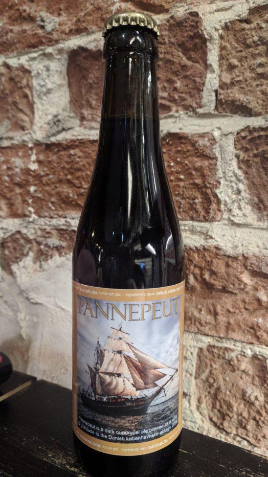 Pannepeut (Pannepøt) — Old Monk's Ale (De Struise Brouwers)