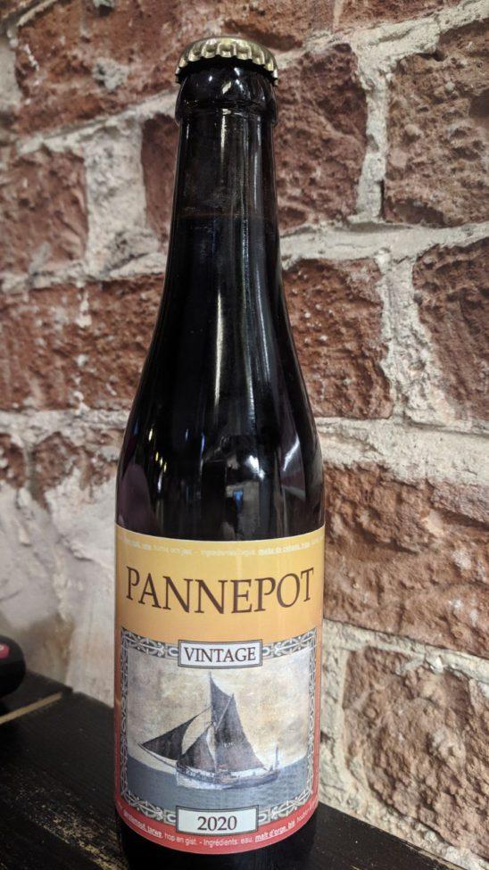 Pannepot — Old Fisherman's Ale 2020 vintage  (De Struise Brouwers)
